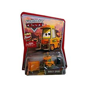 Disney / Pixar CARS Movie 1:55 Die Cast Car Series 3 World of Cars Dudley Spare