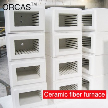 ORCAS Ceramic fiber heating furnace with resistance wire