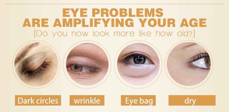 24k Gold Collagen Under Eye Treatment Pads Hyaluronic Acid