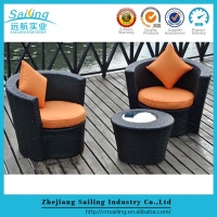 New Products Outdoor Wicker Furniture Patio Conversation Bedroom Furniture Sets