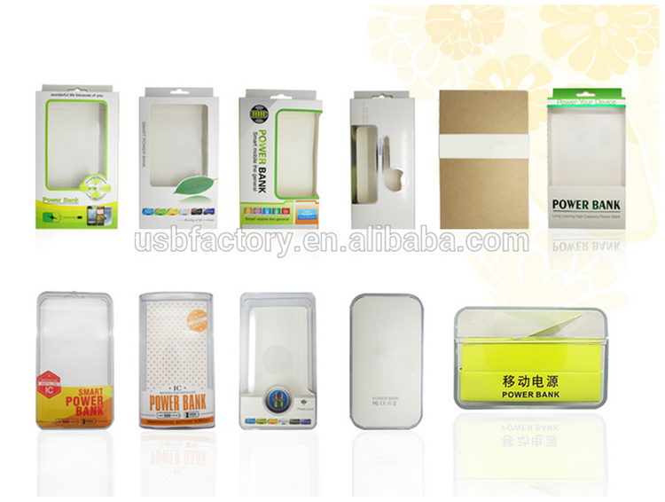 High Quality USB Power Bank
