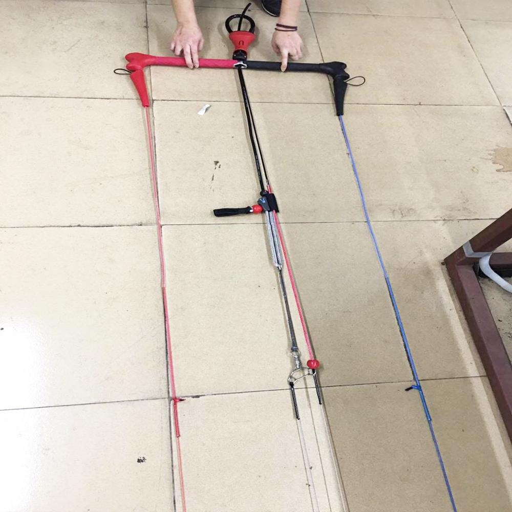 55cm Whole Length Kitesurfing Kite Control Bar