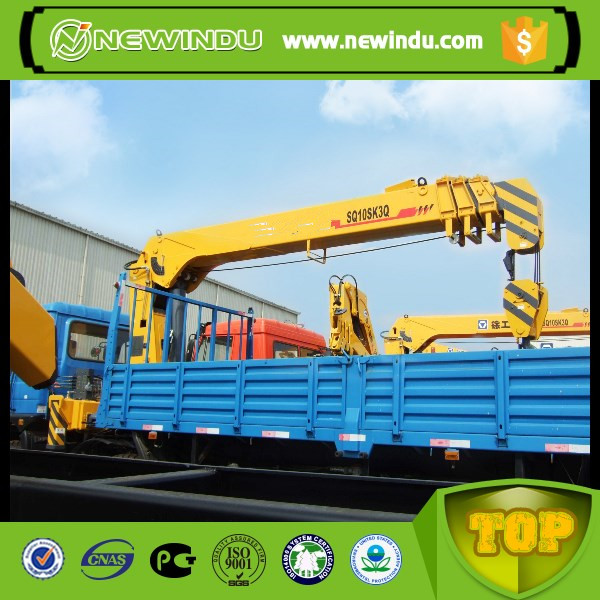 Cheap Price China SQ10SK3Q 10 ton Truck Mounted Crane For Sale In Philippines