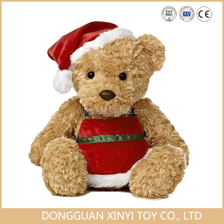 China fabrik gemacht personalisierte teddyb r mit sch rze - Personalisiertes kuscheltier ...