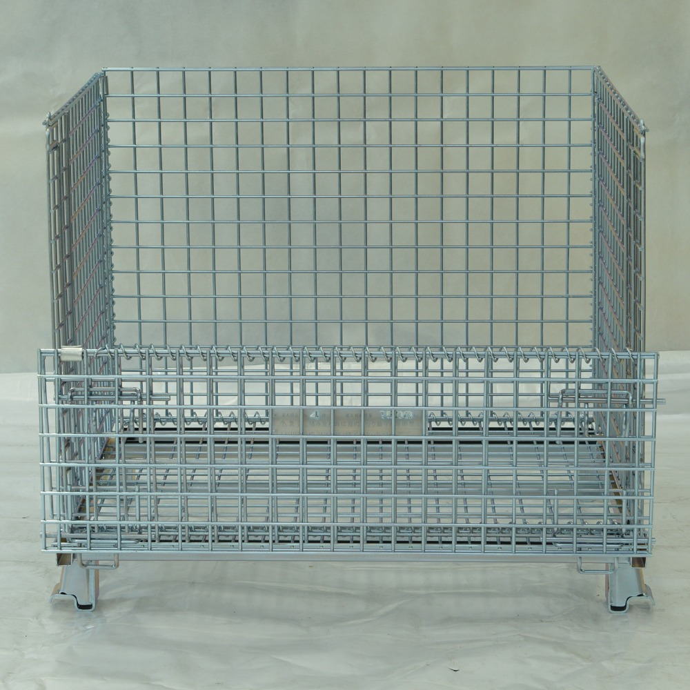 Wire Mesh Container Used For Storage Wholesale, Container Suppliers    Alibaba