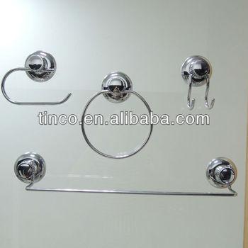 Metal Bathroom Accessories Set