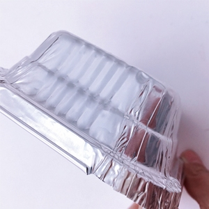 China supplier Aluminium Foil Containers For Food Packaging