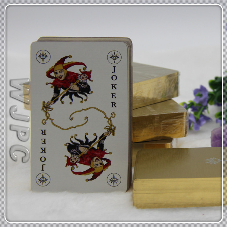 Top Sale Professional Customized Design 3D Picture Holder Wedding Photo Whisky Paper Playing Cards Printing