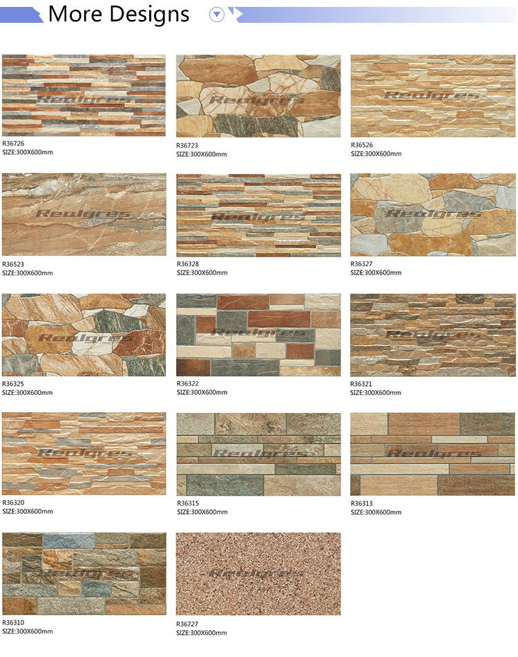 New Model House Design Natural Stone Bathroom Tile Board Wall Part 41