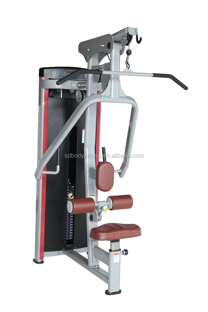 Bodystrong Fitness / Doppelstationen LY-1204 Pully Station