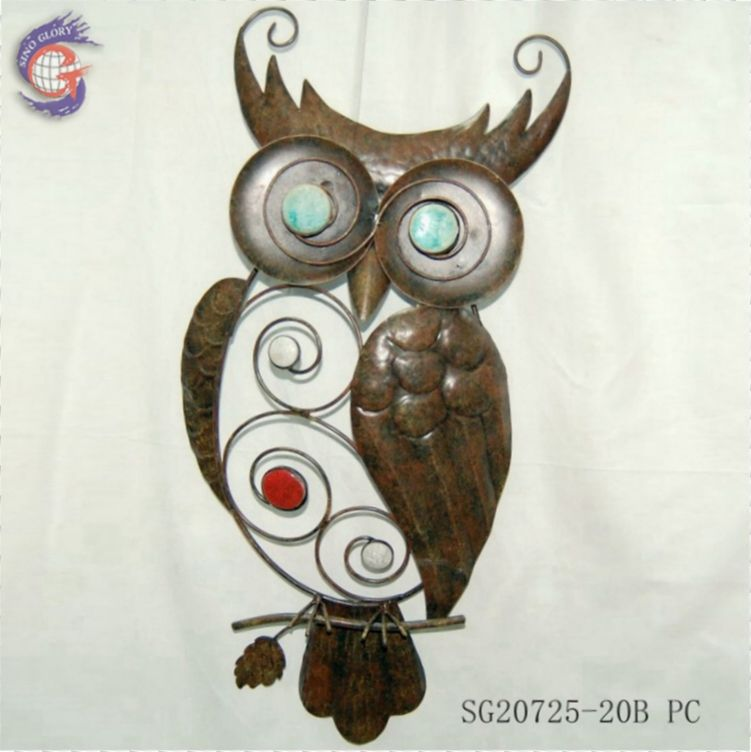 Latest Metal Owl Wall Hanging For Home Decoration Buy Decorative