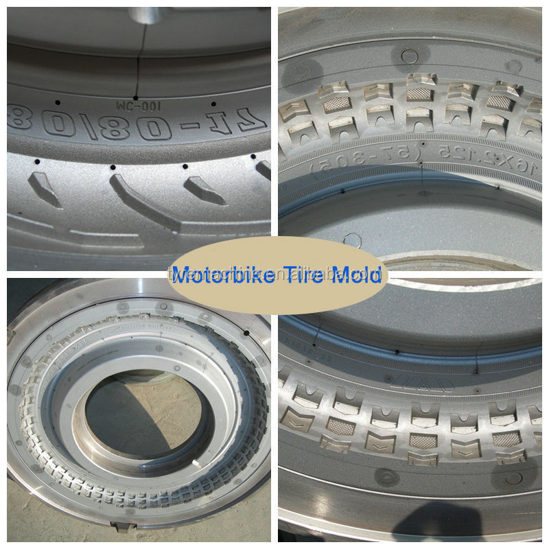 China wholesale best sell motorcycle/car/truck/otr tire mold
