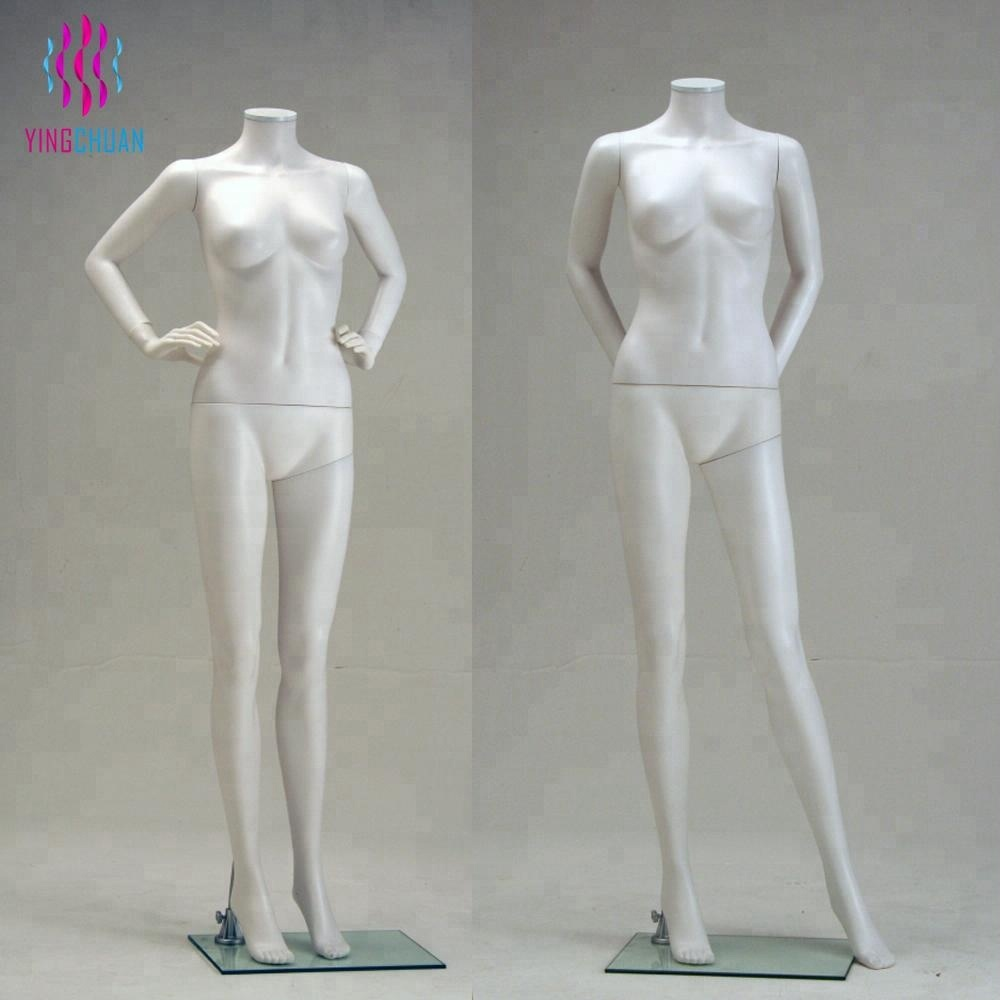 Wholesale cheap headless female mannequin for display