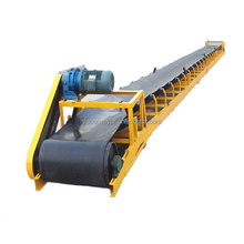 2018 Light type flat belt conveyor with high quality