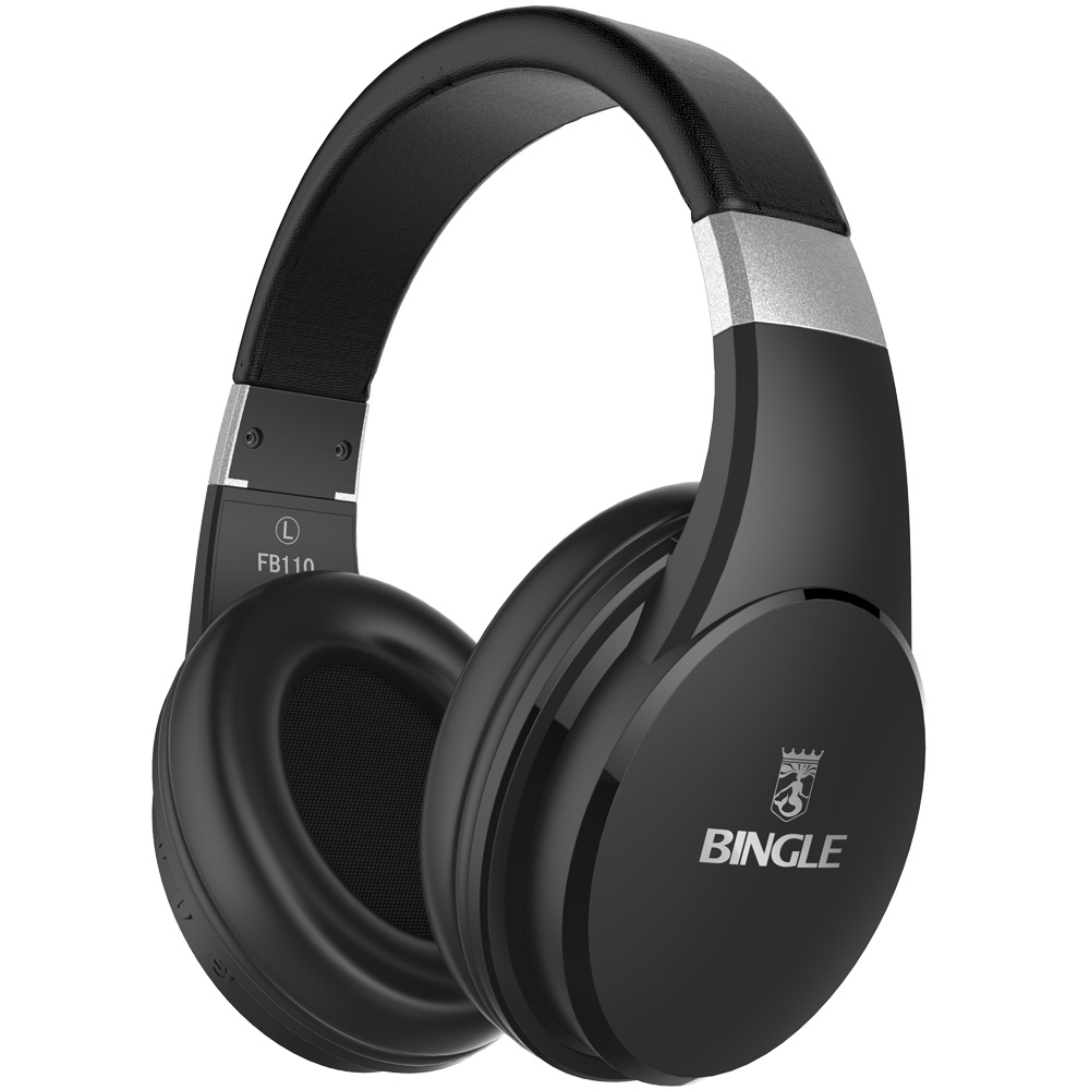 Bingle FB110 OEM High Quality Custom Logo MP3 Cellphone Sports Stereo Wilreless Bluetooth Head Set Phone Manufacturers