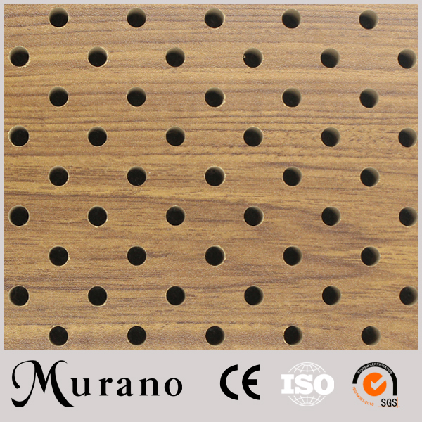 No risk of respiratory problems wood panel