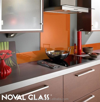 Tempered Glass Kitchen Backsplash Tempered Glass Kitchen Room