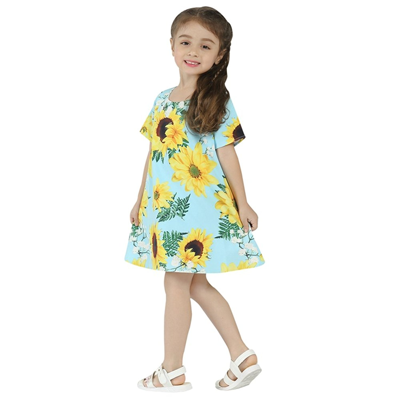 Cheap Sunflower Dress Baby Find Sunflower Dress Baby Deals On Line