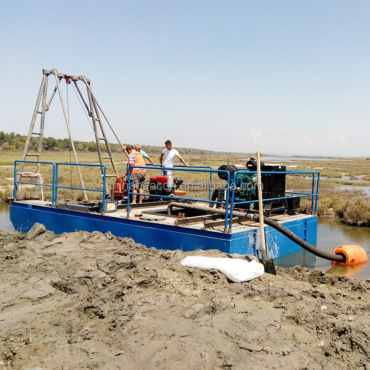 6/4 Inches High Quality Low Price River Dredging Machine For Sale