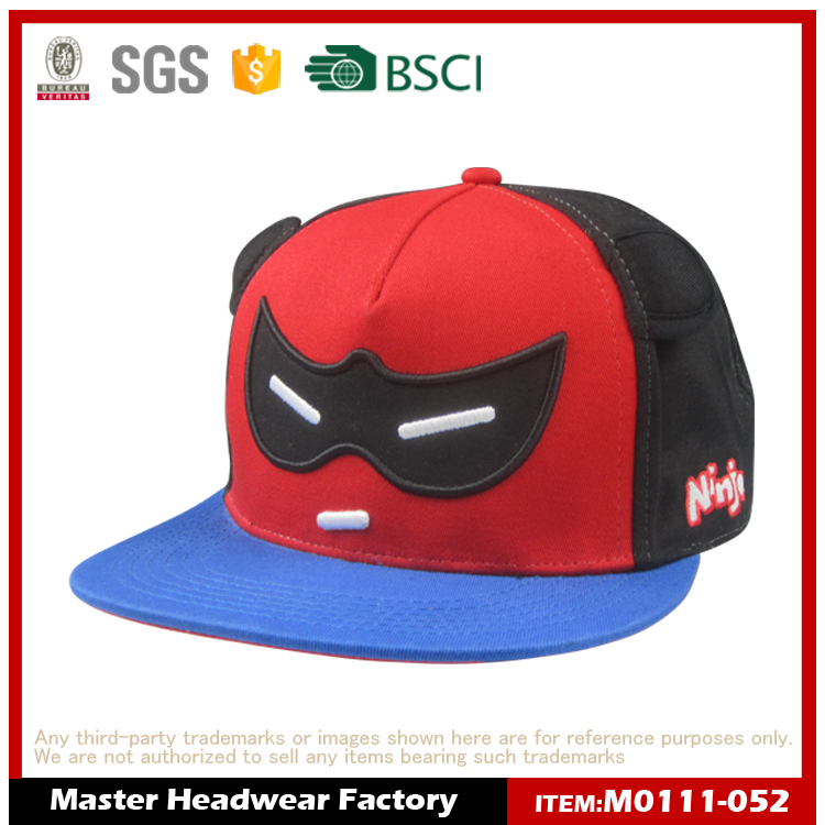 Custom Child Snapback cap for Wholesale