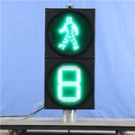 solar systems china supplier red green traffic light