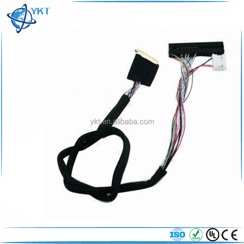 lvds ke hdmi lvds kabel lcd ribbon cable