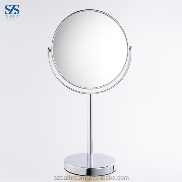 Hot Selling Base Portable Makeup Table Mirror Make Up