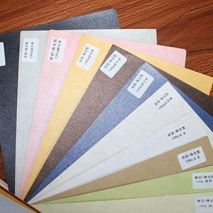 250g 120g wholesale pearl paper for invitation card wedding card