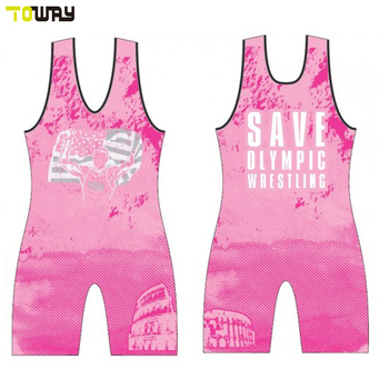 sexy women wholesale wrestling singlet