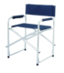 """Extra Heavy Duty"" Folding Director's Chair w/ Extra Heavy-Duty, Steel Reinforced Frame -- Foam Arm Rests for Comfort"