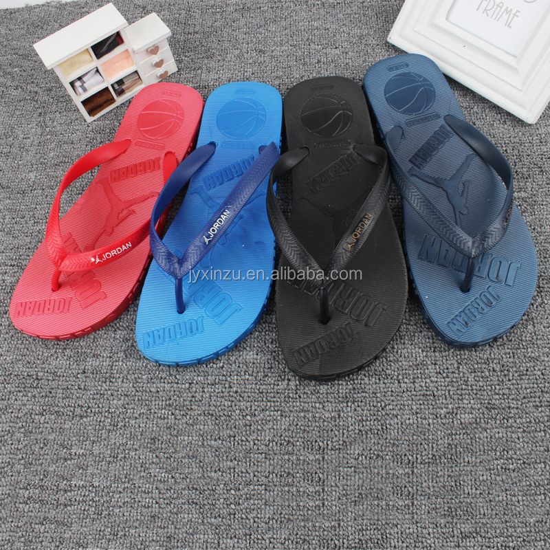 Comfortable Casual PCU Sports Men Flip Flop Beach Slipper Shoes