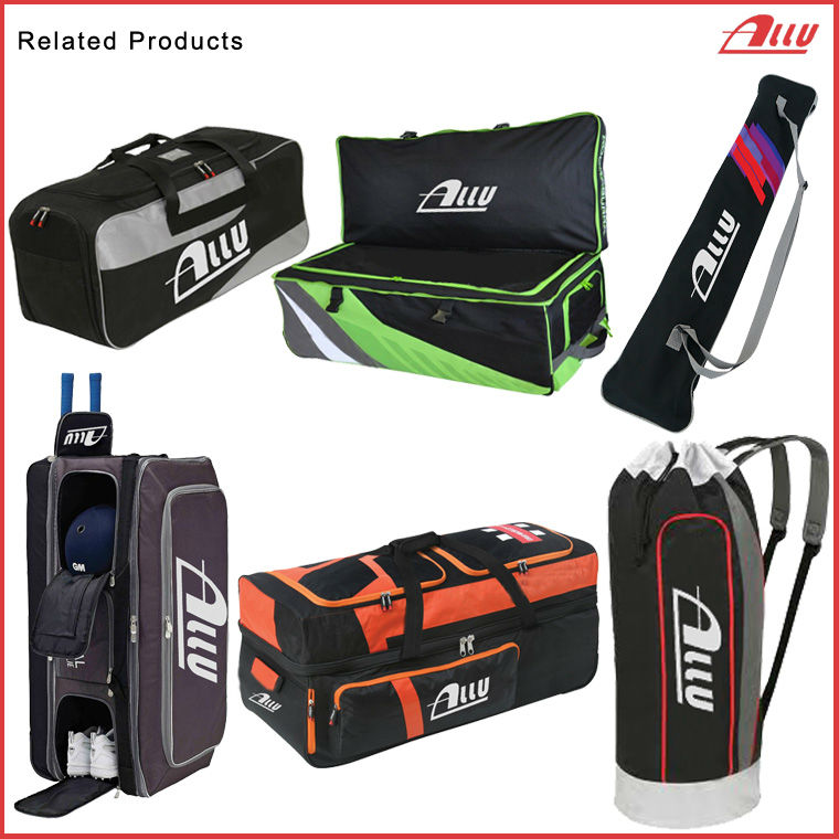 Wholesale customized cricket bag