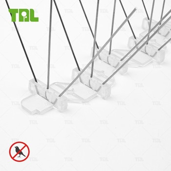 Newest Products Bird Repeller Bird Barrier Keep Pigeon Away  Spikes(tlbs0201) - Buy Pigeons Spike,Bird Barrier,Climbing Spikes Product  on Alibaba com