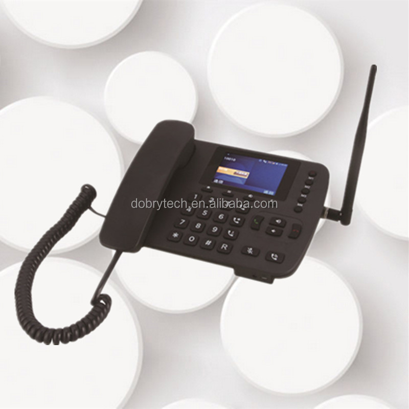 New desktop phone android wifi 3G fwp/wcdma GSM fixed wireless phone