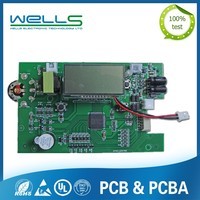 Shenzhen electronic smt pcb assembly pcba manufacturer ems service with immersion gold