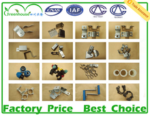 High quality greenhouse parts greenhouse accessories greenhouse spare parts