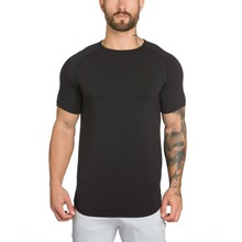 Cotton Spandex Mens Usura di Ginnastica All'ingrosso Mens <span class=keywords><strong>T</strong></span> <span class=keywords><strong>Shirt</strong></span> Fitness mens <span class=keywords><strong>plain</strong></span> <span class=keywords><strong>t</strong></span> <span class=keywords><strong>shirt</strong></span> Vendita Calda