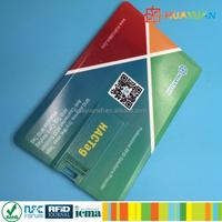 HUAYUAN ISO15693 ICODE SLI Special RFID Wafer Card USB Flash Drives Card