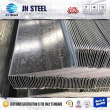 Supply z bar steel cold bended z purlin galvanized steel z purlin