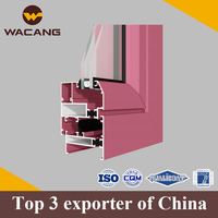 High quality extrusion business aluminum window profile