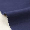 21x21+70D/140x74 264gsm 144cm deep sea blue double cotton stretch twill 2/2S laser printed fabric grid antistatic fabric