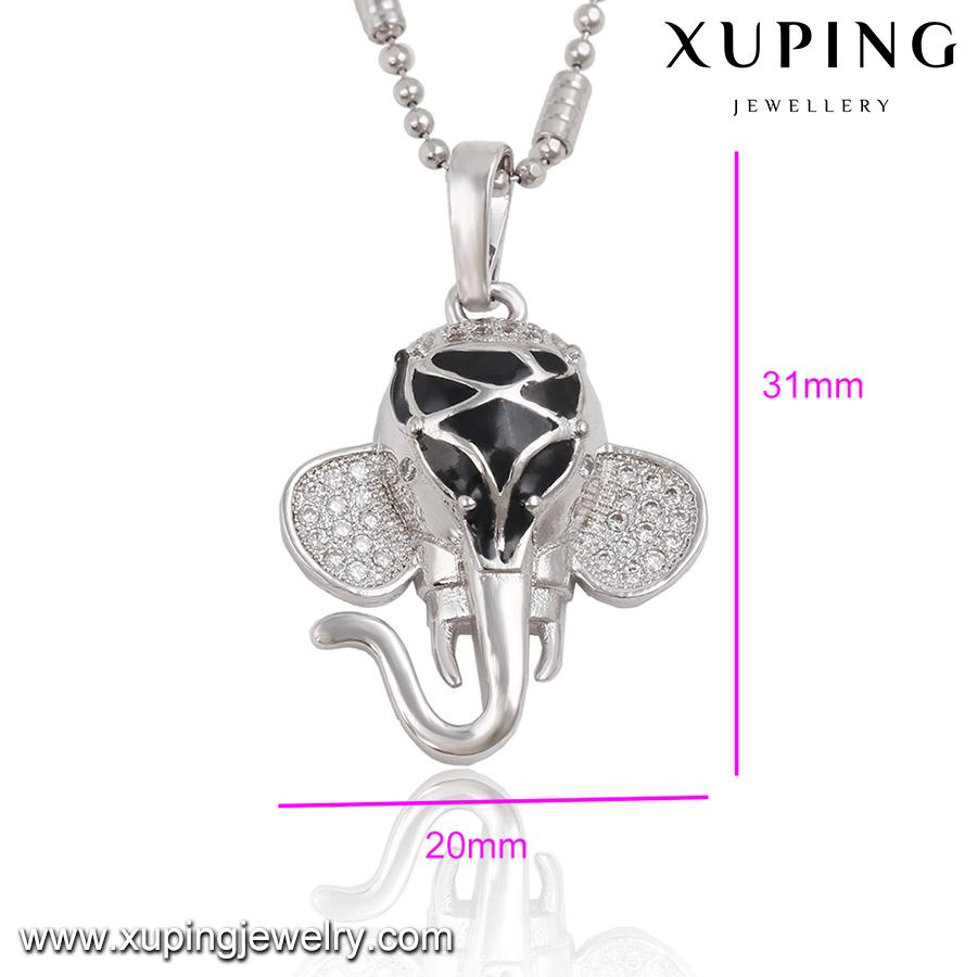 32601 xuping white gold elephant pendantanimal pendantaccessories 32601 xuping white gold elephant pendantanimal pendantaccessories for women jewelry aloadofball Choice Image
