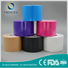Free sample athletic bandage kinetic tape kinesiology tape with CE,FDA,ISO