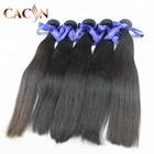 Free sample wholesale remy jet black curly wavy brazilian hair weaving bundles products for african woman