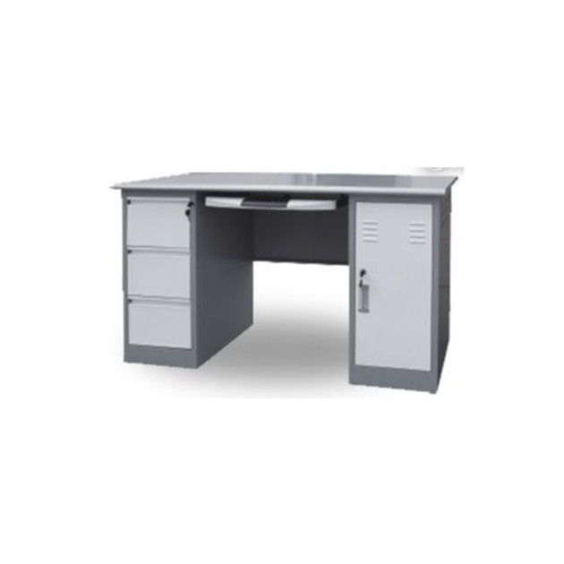 Steel with low price office table