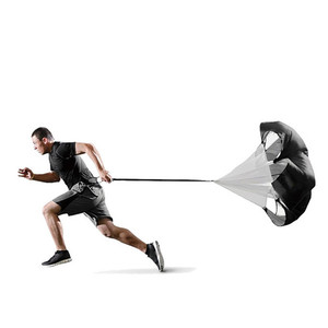 Running Speed Training 56 inch parachute for Football or Soccer