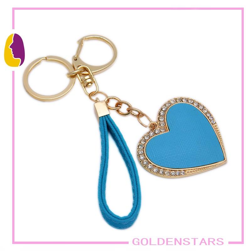 Oem Key Chain Metal Key Rings Acrylic Key Bag Holder Tassel ...