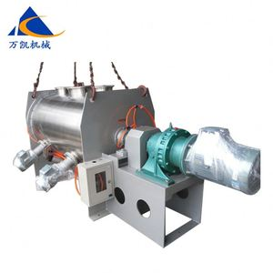 High quality stainless steel plough shear mixer with factory price