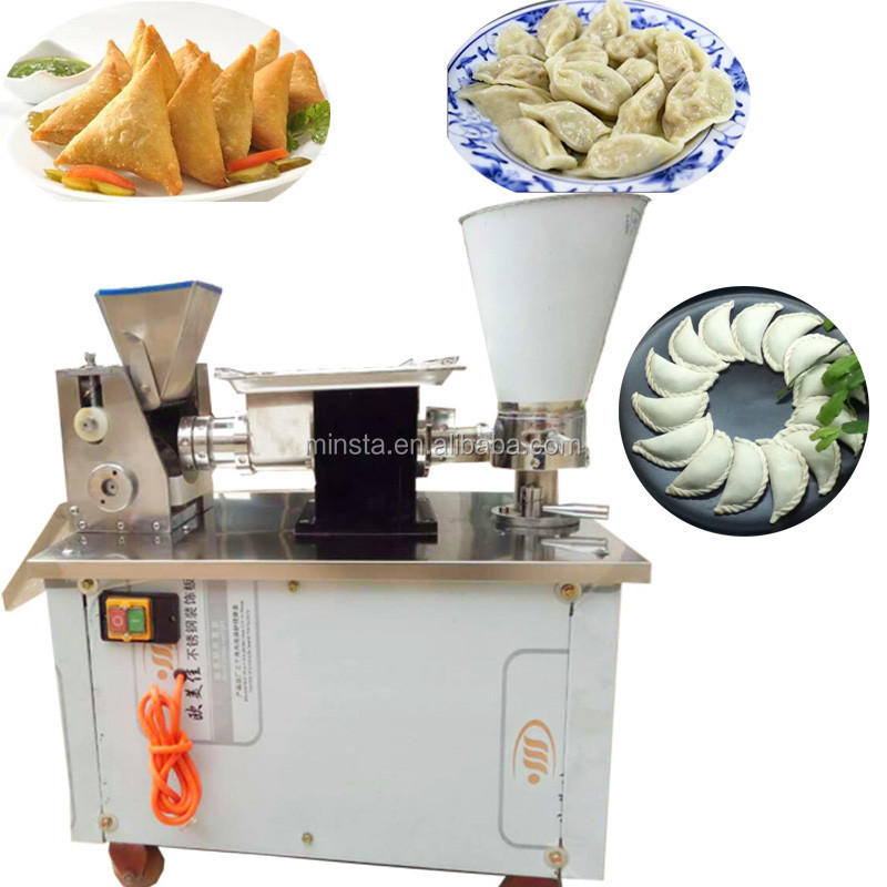 Professional Pakistan samosa making machine low price samosa folding machine