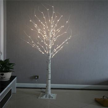factory price led christmas tree lights led birch tree light